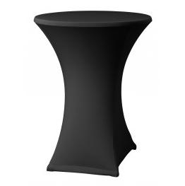 Statafel rok zwart huren bij hierisdatfeestje.com